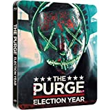 The Purge Election Year Limited Edition Steelbook / Region Free Blu Ray