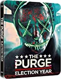 The Purge 3: 2016 Election Year UK Exclusive Limited Edition Steelbook Limited to 2000 Copies Blu-ray Region free