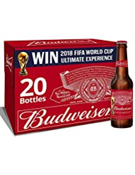 Budweiser Beer, 20 x 300 ml