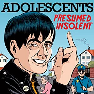 Presumed Insolent (Limited Edition) [Vinyl LP]