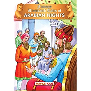 Arabian Nights (Illustrated)