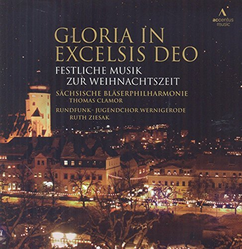 Gloria In Excelsis Deo [Thomas Clamor, Sven Geipel, Gunter Brauer] [Accentus: ACC30227] by Sven Geipel (2014-11-08)