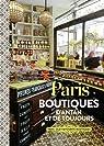 Paris - Boutiques d'antan et de toujours par Kamir