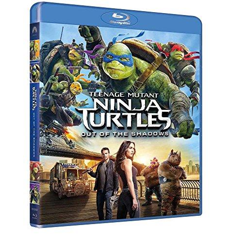 Tartarughe Ninja 2: Fuori dall'Ombra (Blu-Ray)
