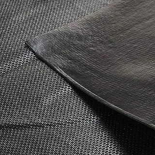 Kofferraummatte universal zuschneidbar & abwaschbar   Antirutschmatte Auto   Kofferraumraumschutz mit feiner Oberflächenstruktur für perfekten Halt   Schutzmatte in 3 Größen (100 x 120 cm)