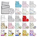 Baby Bedding Set Pillowcase + Duvet Cover 2pc To Fit Baby Cot - cheap UK light store.