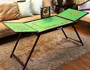 Tisch Tafel Lagerung Matte Decke Sortierung Volumen