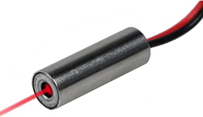 Quarton Laser Module VLM-650-03 LPT (ECONOMICAL DOT LASER)
