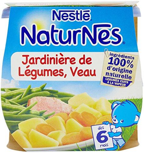 nestle-bebe-naturnes-jardiniere-de-legumes-veau-plat-complet-des-6-mois-2-x-200g-lot-de-4