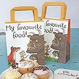 Talking Tables The Gruffalo; Grüffelo-Papiergeschenktüten mit Griff für Kindergeburtstage und Partys, Bunt (8 pro Pack)