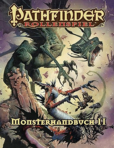 Brandon Crystal (Pathfinder Monsterhandbuch 2 (Taschenbuch) (Pathfinder / Fantasy-Rollenspiel))