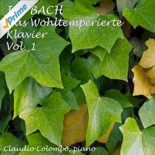 Johann Sebastian Bach : Das Wohltemperierte Klavier, Vol. 1 (The Well-Tempered Clavier)