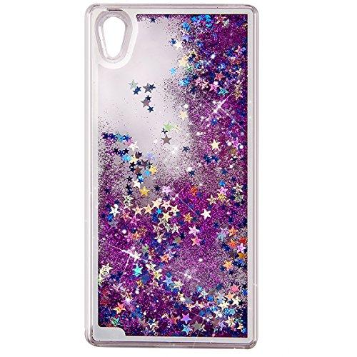 sony-xperia-z5-funda-sony-xperia-z5-nsstar-purpurina-liquid-funda-diseno-de-creative-cortado-liquid-