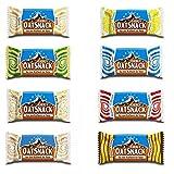 Davina Oat Snack Riegel Saftige Haferflocken BIG BOX 20x65g (1300g) Vegatarisch MIX BOX