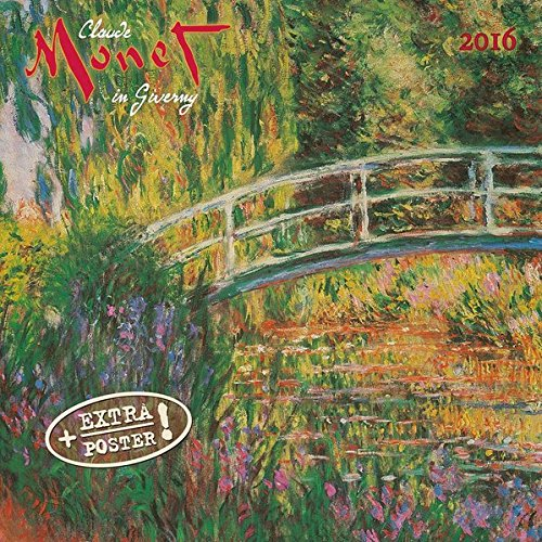 Claude Monet 2016 Artwork