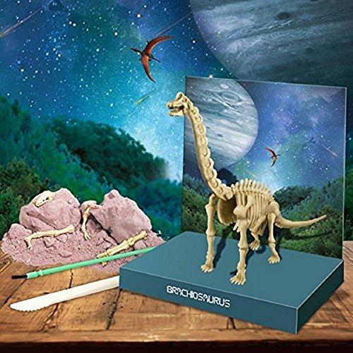 Imagen principal de 4M - Dig A Brachiosaurus Skeleton Mundo Animal (00-03237)