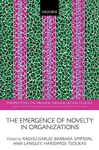 Garud the best amazon price in savemoney the emergence of novelty in organizations edited by raghu garud fandeluxe Images