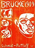 Posterlounge Forex-Platte 90 x 120 cm: Brücke 1909 von Ernst Ludwig Kirchner/akg-Images
