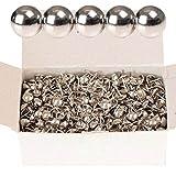 Box 1000Nägel Boxspringbett Silber Vernickelt 11mm