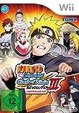 Nintendo Naruto Shippuden: Clash of Ninja Revolution 3