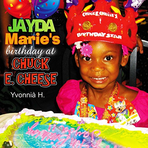 jayda-maries-birthday-at-chuck-e-cheese-english-edition