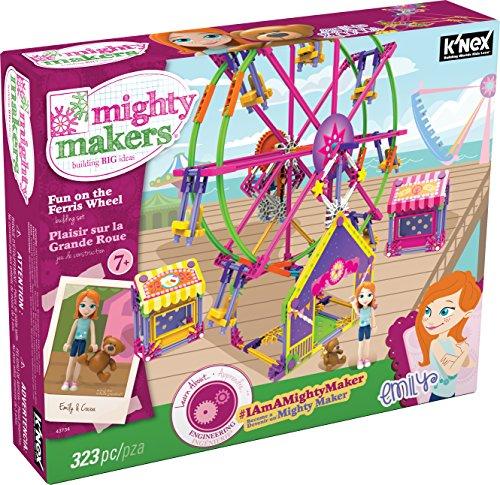 Preisvergleich Produktbild K 'NEX Mighty Schöpfern Spaß auf der Riesenrad Building Set