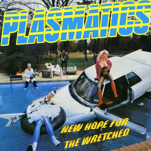 Plasmatics [Black Vinyl]: New Hope for the Wretched [Vinyl LP] (Vinyl)