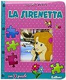 Scarica Libro La sirenetta Finestrelle in puzzle Ediz illustrata (PDF,EPUB,MOBI) Online Italiano Gratis