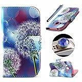 Etche Samsung Galaxy Ace 4/G357 Flip Cover Hülle, Samsung