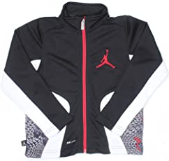 Jordan Boys Black Full Sleeve Sweat Shirt
