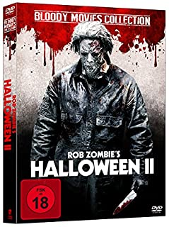 Rob Zombie's Halloween II (Bloody Movies Collection)