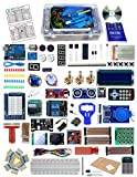 #6: Quad Store(TM) - Ultimate Arduino Kit with UNO R3 (Professional Kit)