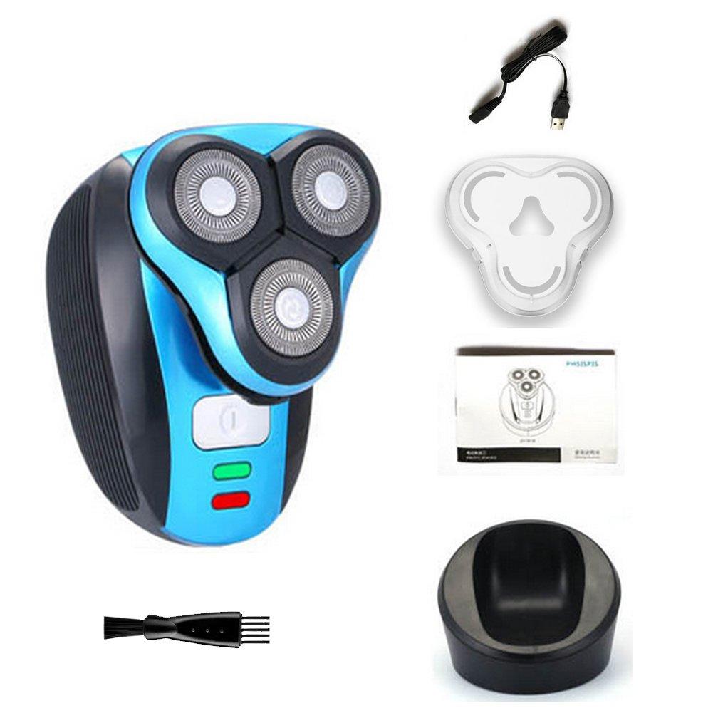 iXpro Rotativa Afeitadora Eléctrica para los hombres Depiladora ... 24e84f01ff70
