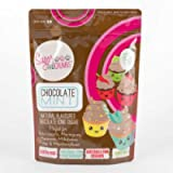 Sugar and Crumbs Natural Flavoured Icing Sugar - Chocolate Mint 500g