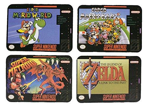 Nintendo - SNES Retro - Untersetzer | Offizielles Merchandise