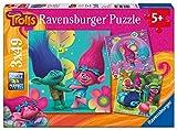 Trolls - Puzzles, 3 x 49 piezas (Ravensburger 09364) , Modelos/colores Surtidos, 1 Unidad