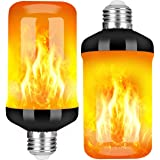 StillCool Vlam Gloeilamp, E27 Lamp Flikkerend Lichteffect 5W LED Buitenlicht Flikkerend Licht voor Huis Tuin Bar Feest Bruilo
