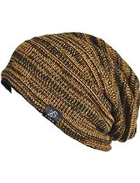 Chic Men Baggy Beanie Slouchy Knit Skull Cap Hat