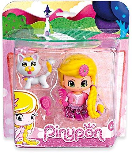 Pinypon - Figura de Rapunzel (Famosa 700012822B)