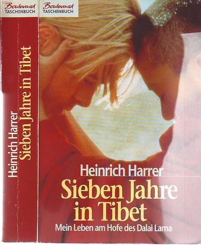 Sieben Jahre in Tibet. Mein Leben am Hofe des Dalai Lama. Mit einem aktuellen Nachwort des Autors (Boulevard Taschenbuch)