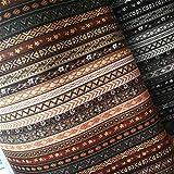 Hongma Lederstoff Nationaler Stil PU Leder A4 Größe 11.4