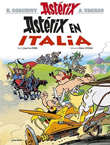 Astérix en Italia (en galego) (Infantil E Xuvenil - Cómics)