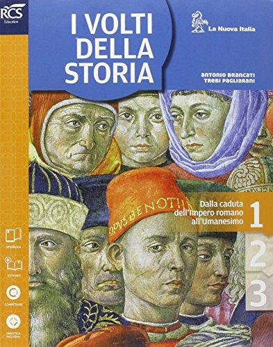 I volti della storia. Cittadinanza-Atlante storico. Per la Scuola media. Con espansione online: 1