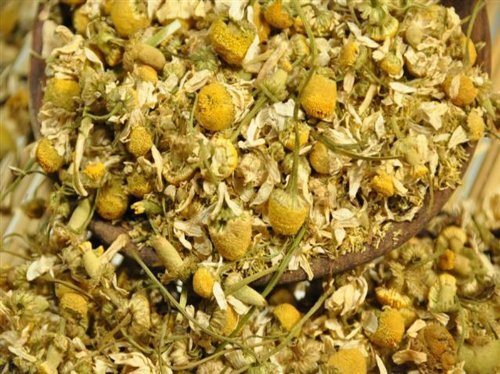 Kamillenblüten, Kamille, Kamillenblütentee, 10 x 100g, GROSSGEBINDE, für Tee, Aufgüsse, Sitzbäder, Inhalationen,zum Dekorieren - Bremer Gewürzhandel