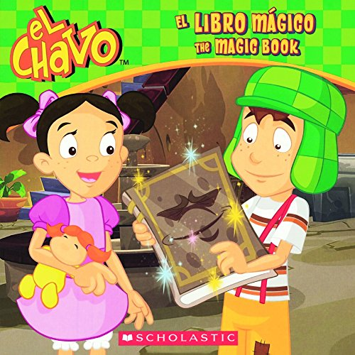 El Libro Magico / The Magic Book (El Chavo) por Sonia Sander
