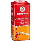 Blömboom Drums White Choc Drops , 1er Pack (1 x 200 g)