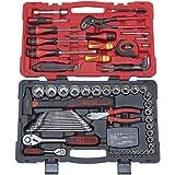 """KS Tools SCS CHROMEplus 1//4/"""" Clés à Douille-jeu 61 pièces en 2//3 système de dépôt"""
