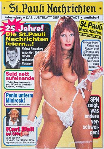 25 Jahre St. Pauli Nachrichten: Jubiläumsheft 1993