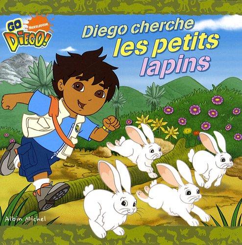 Diego cherche les petits lapins