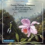 Telemann : Concertos pour Instruments Variés, Vol. 1. la Stagione, Schneider.